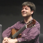 Jonathan Leathwood, guitarist and Alexander Technique teacher