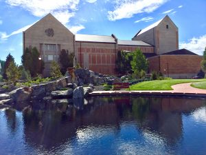 The Newman Center for the Performing Arts, University of Denver